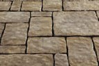 Cambridge Paving Stones at Hopkinton Stone & Garden. Hopkinton, MA