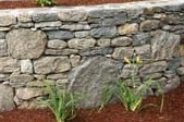 Wall stone available at Hopkinton Stone & Garden. Hopkinton, MA